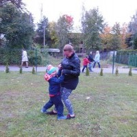 Sportuojame kartu su šeima