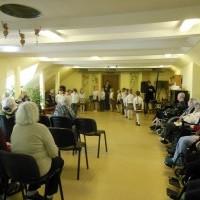 Koncertuojame Šv. Juozapo globos namuose